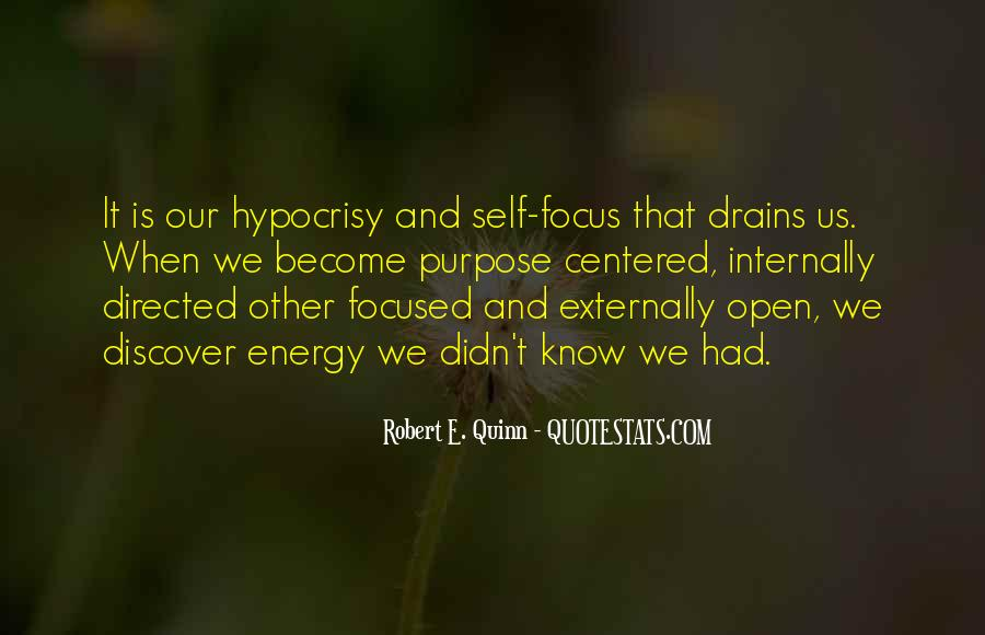 Robert E Quinn Quotes #130059