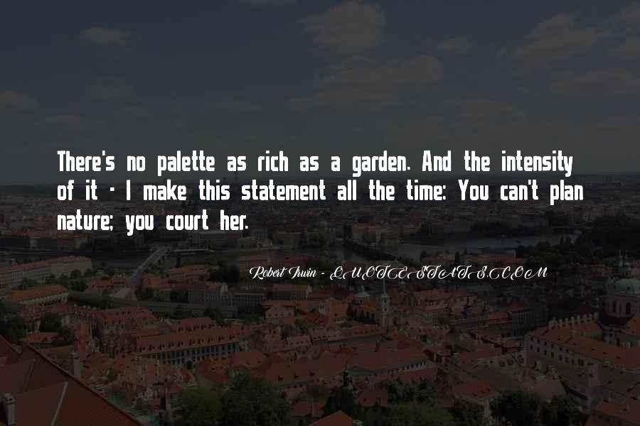 Robert Irwin Quotes #1212149
