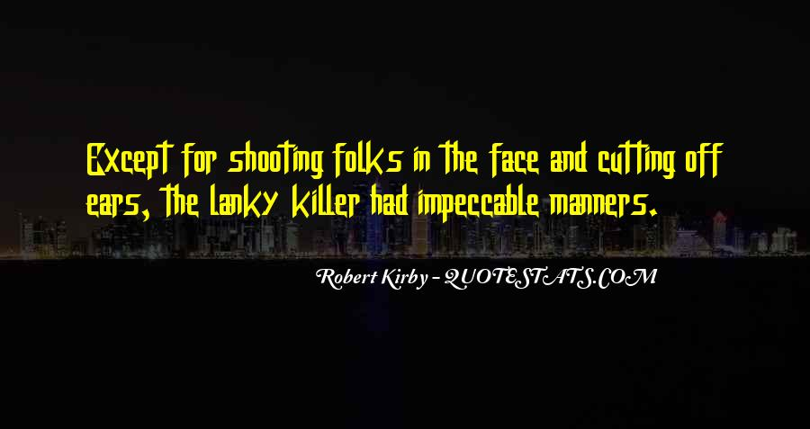 Robert Kirby Quotes #1503256