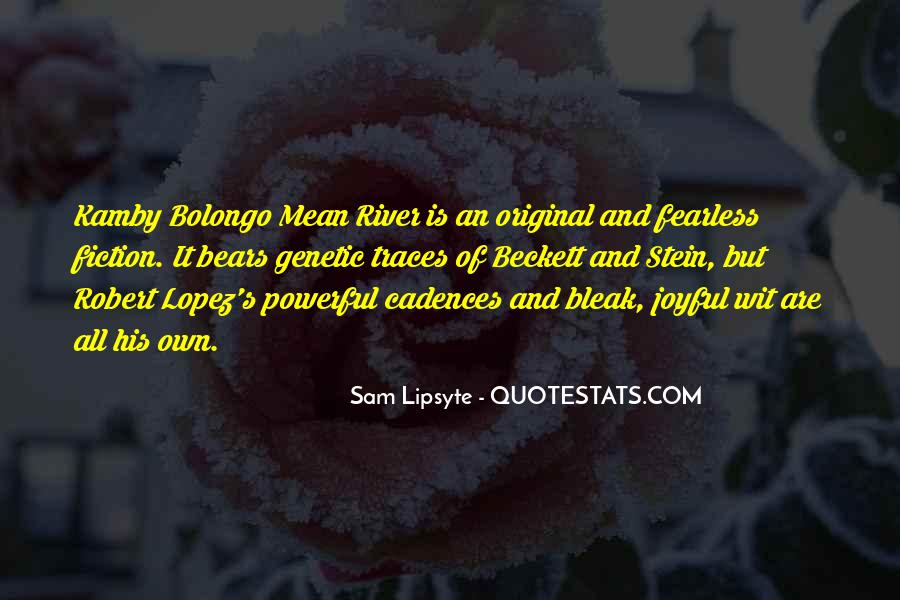 Robert Lipsyte Quotes #1363857