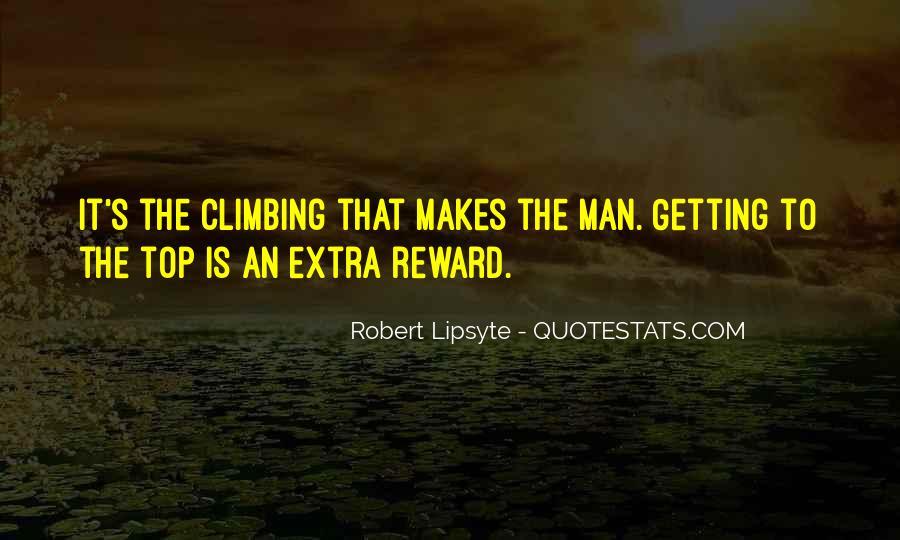 Robert Lipsyte Quotes #535779