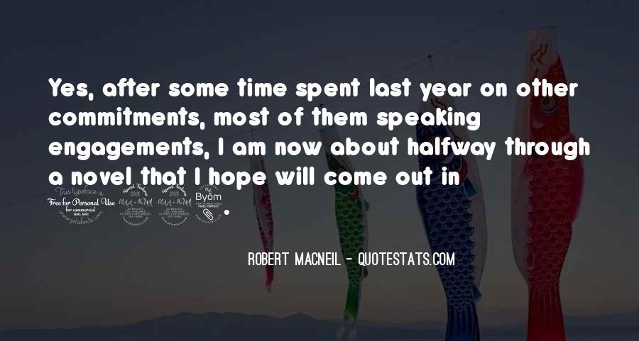 Robert Macneil Quotes #675532