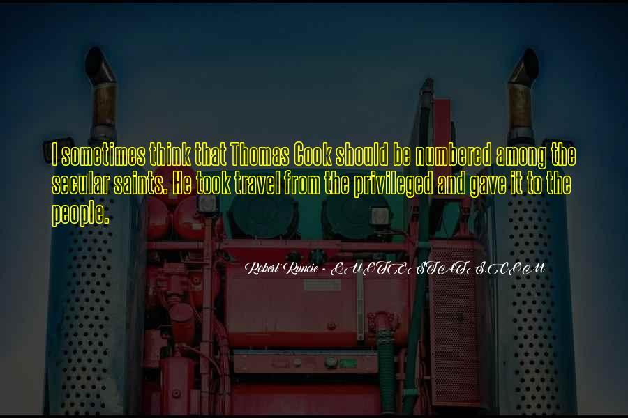 Robert Runcie Quotes #1212843
