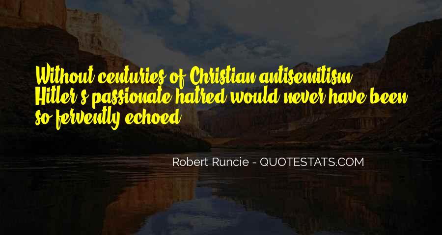 Robert Runcie Quotes #312023