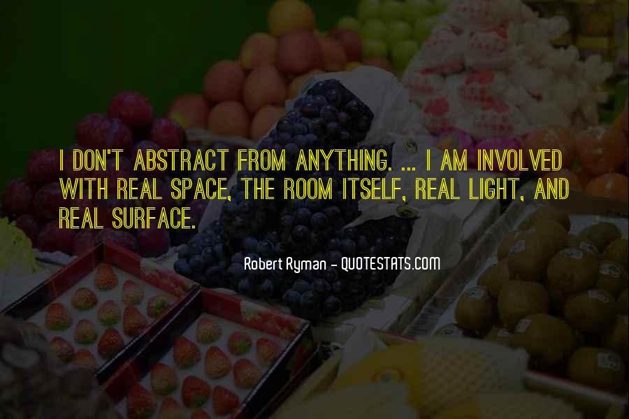 Robert Ryman Quotes #789498