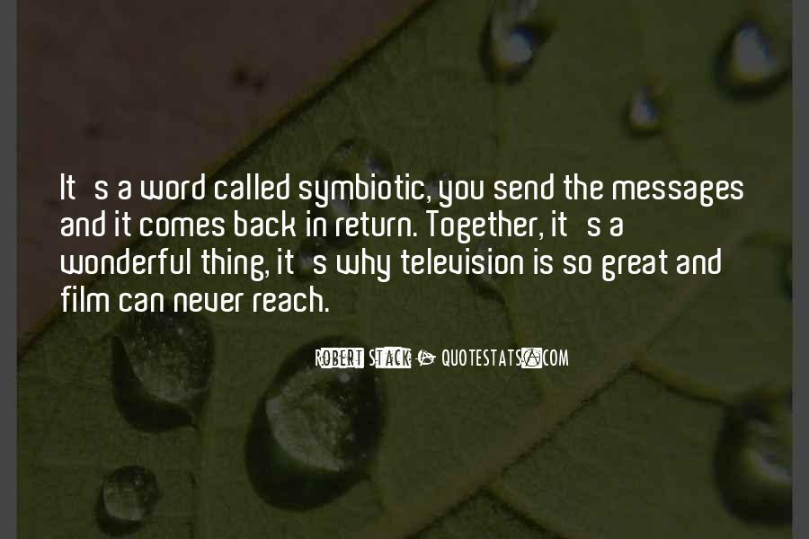 Robert Stack Quotes #1114453