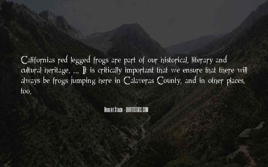 Robert Stack Quotes #1186873