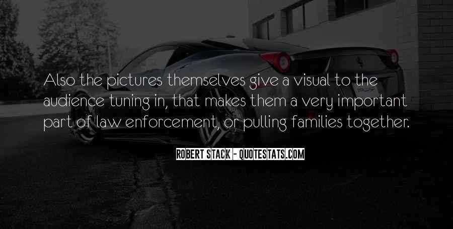 Robert Stack Quotes #1523825