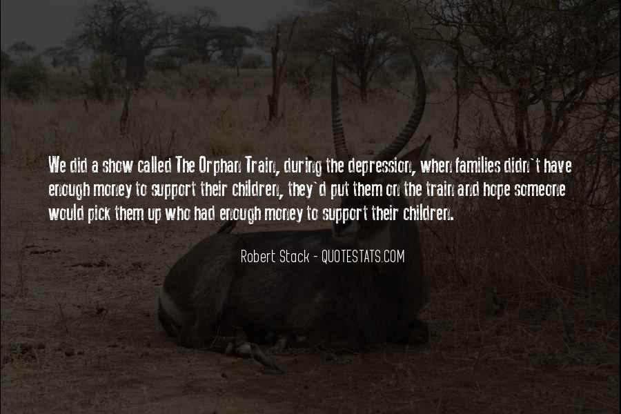 Robert Stack Quotes #1689649