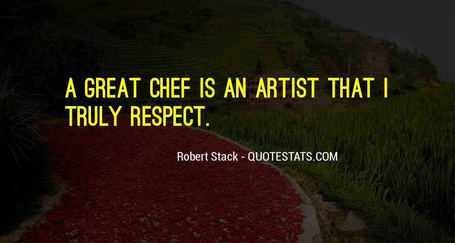Robert Stack Quotes #704188