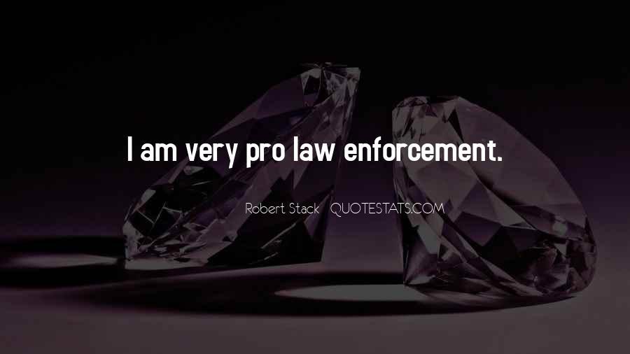 Robert Stack Quotes #826985