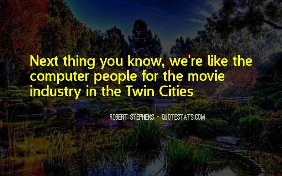 Robert Stephens Quotes #670977
