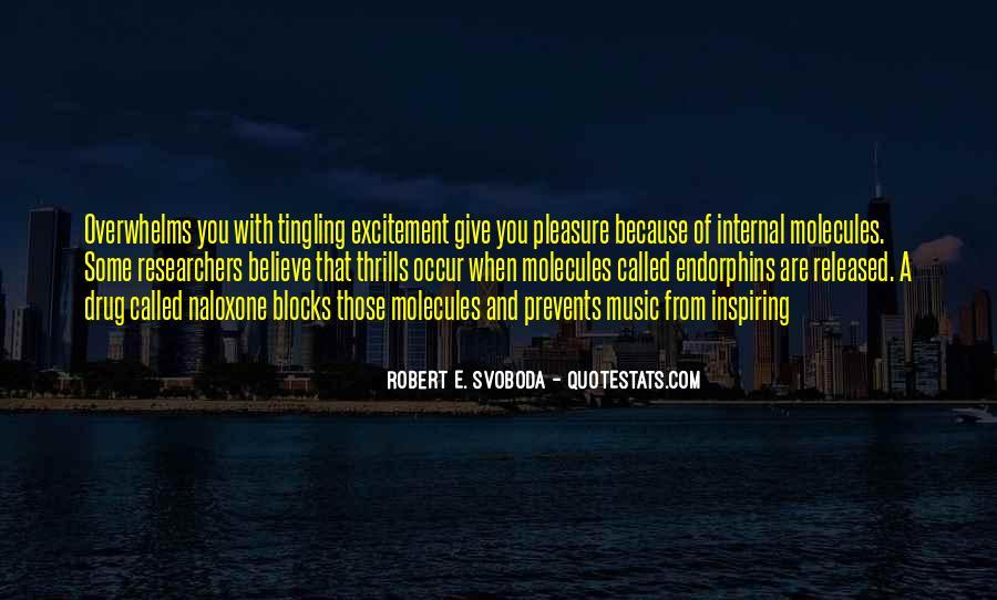 Robert Svoboda Quotes #685054