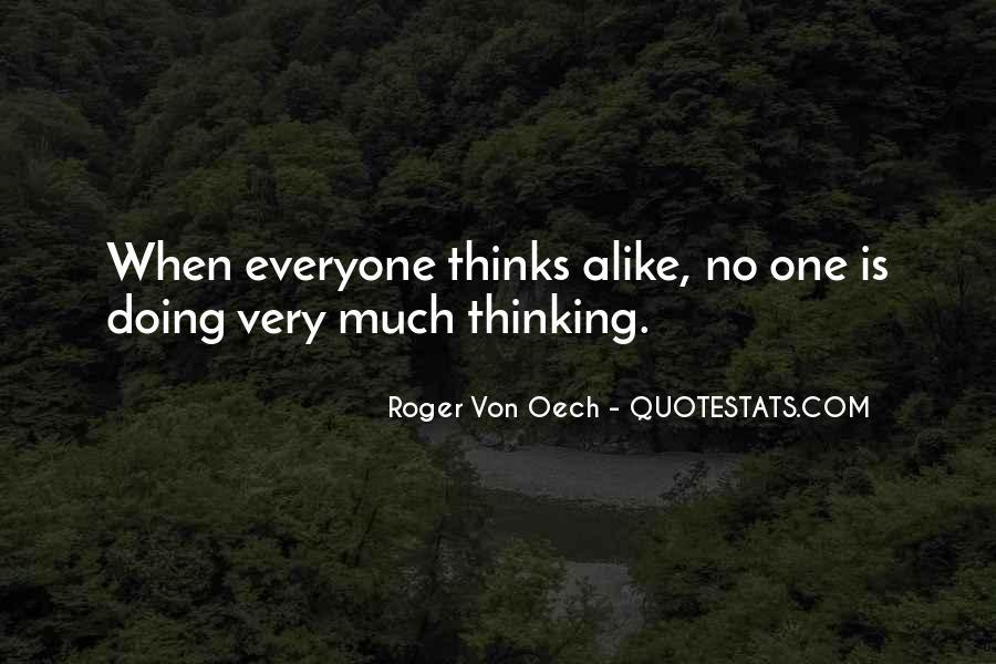 Roger Von Oech Quotes #1117847