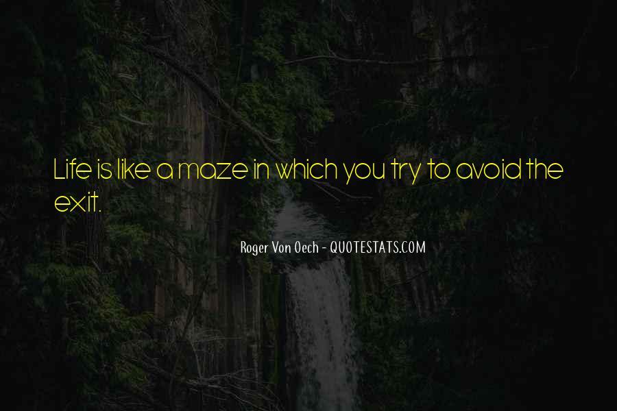 Roger Von Oech Quotes #1308398