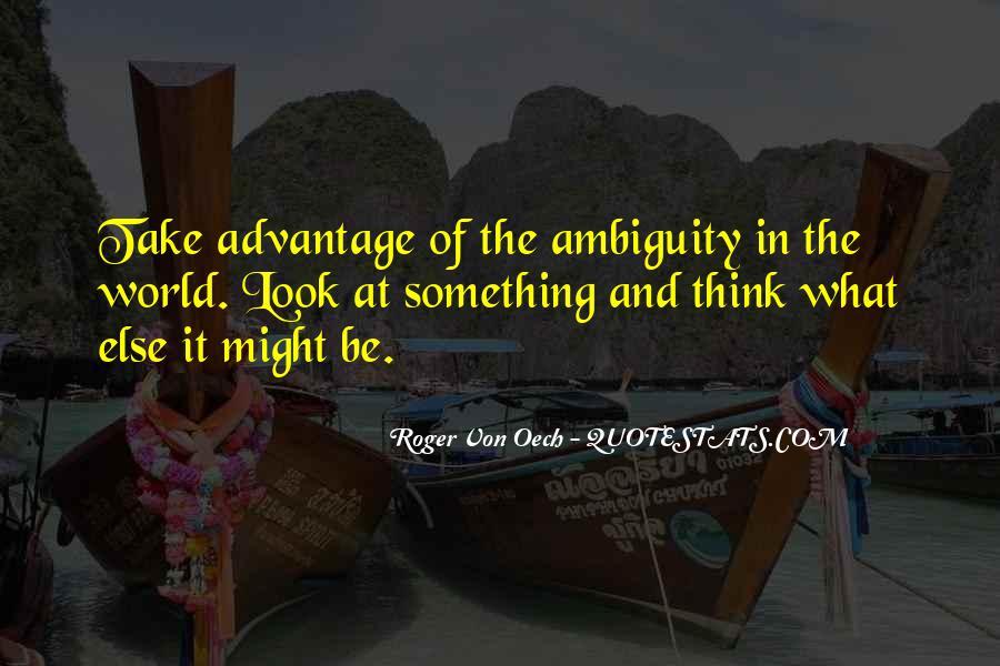 Roger Von Oech Quotes #1414944