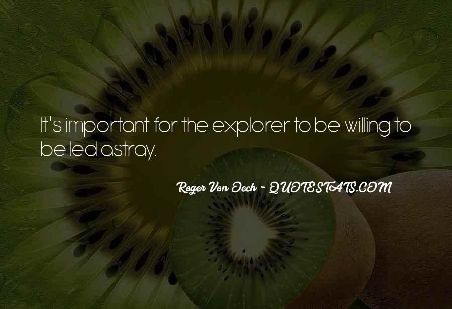 Roger Von Oech Quotes #1492503