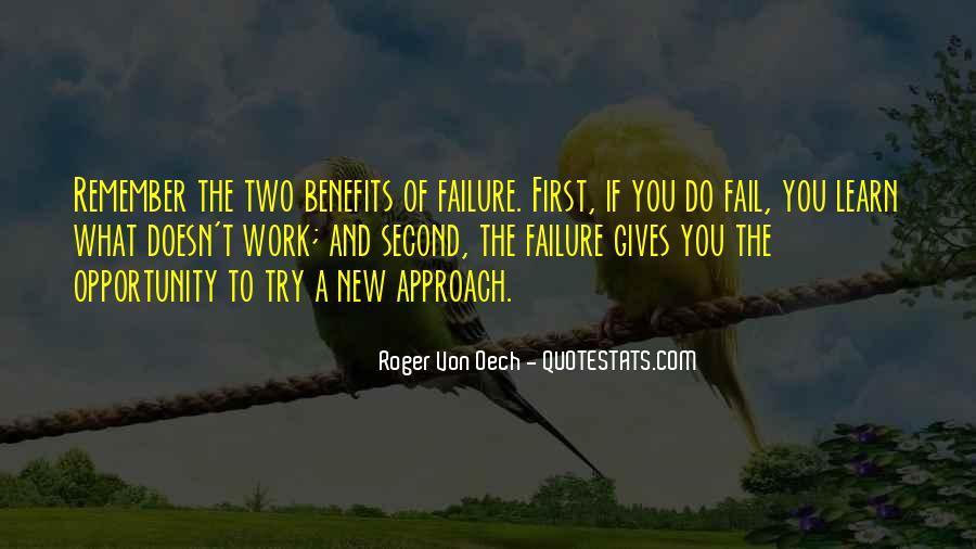 Roger Von Oech Quotes #1608276