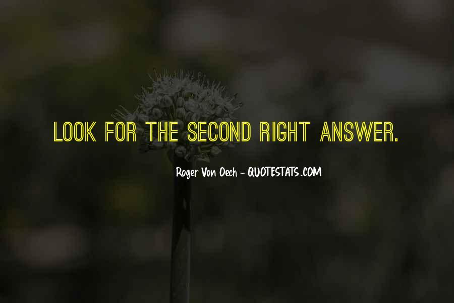 Roger Von Oech Quotes #435874