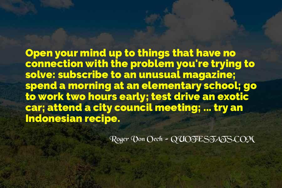 Roger Von Oech Quotes #449408