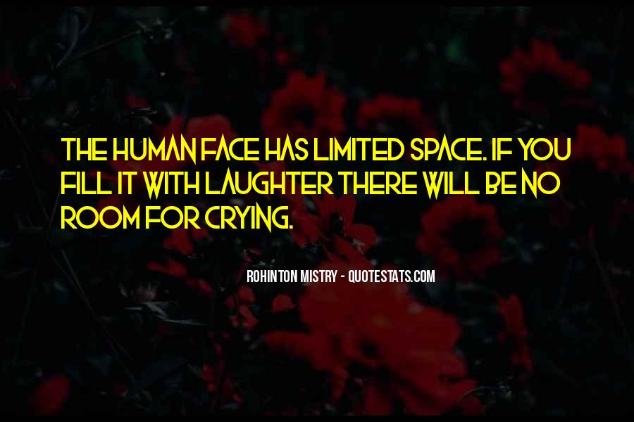 Rohinton Mistry Quotes #1166582