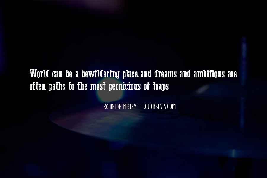 Rohinton Mistry Quotes #1297455