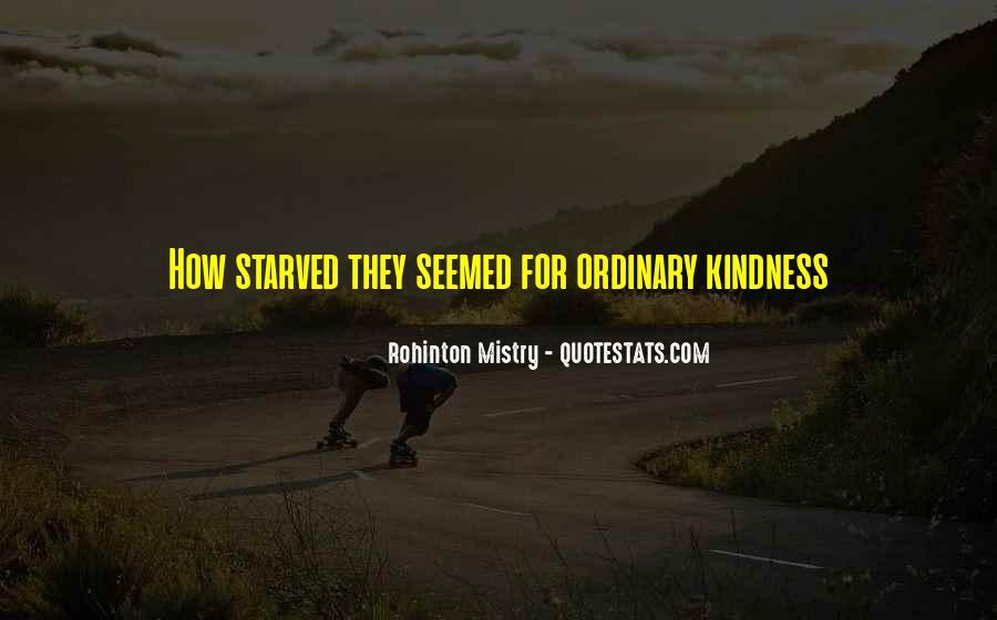Rohinton Mistry Quotes #1514340