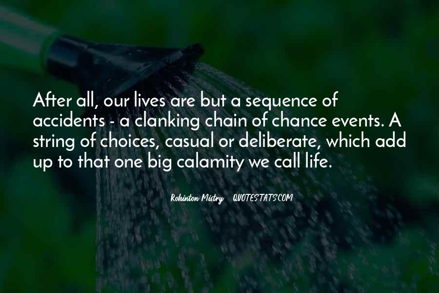 Rohinton Mistry Quotes #1521435