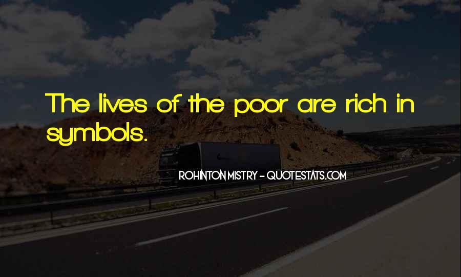 Rohinton Mistry Quotes #1580566