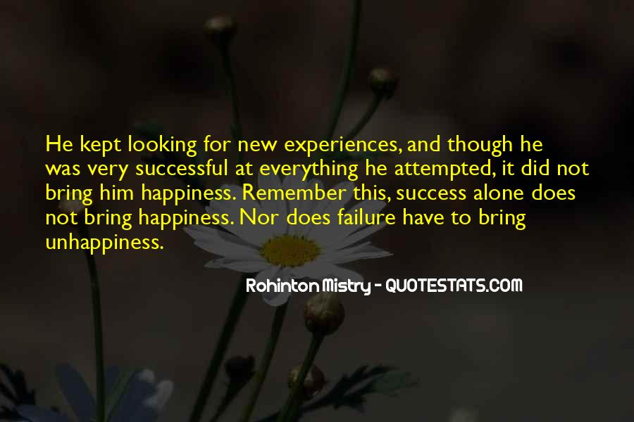 Rohinton Mistry Quotes #1719770