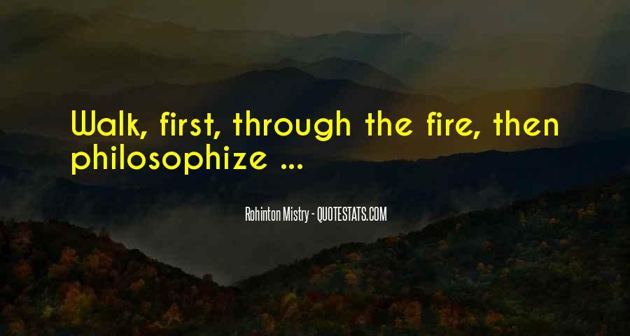 Rohinton Mistry Quotes #1868418