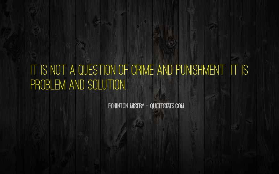 Rohinton Mistry Quotes #256034