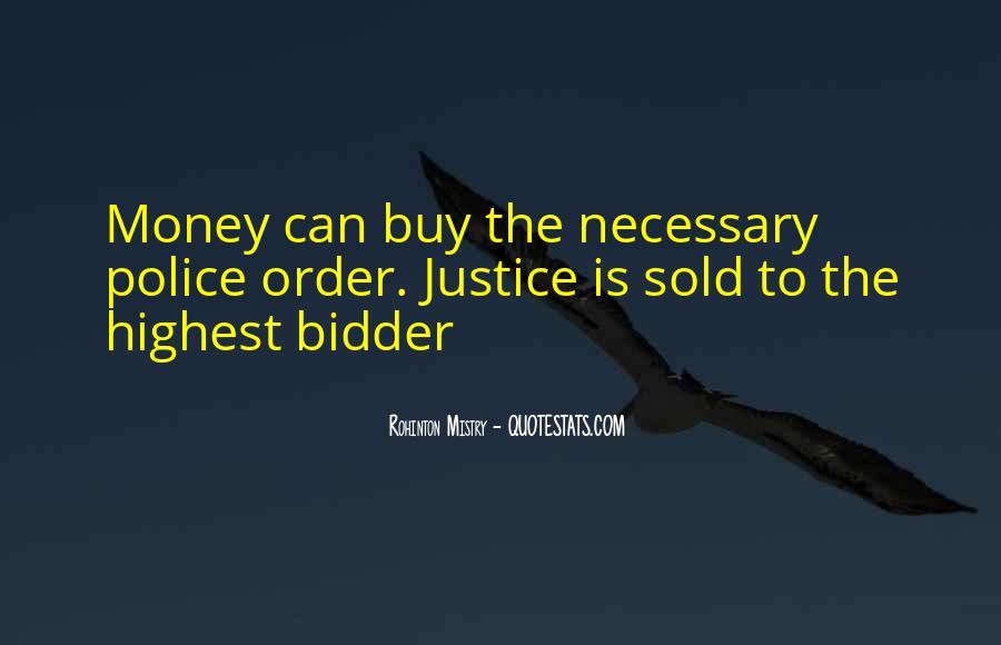 Rohinton Mistry Quotes #260678