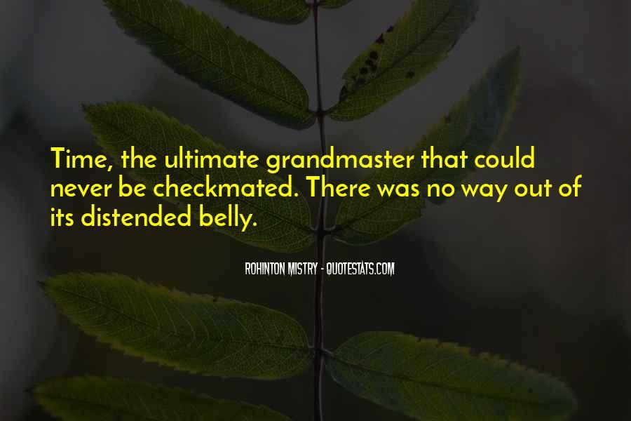 Rohinton Mistry Quotes #537452