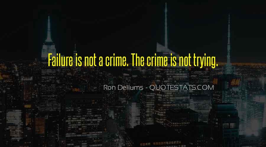 Ron Dellums Quotes #1054694