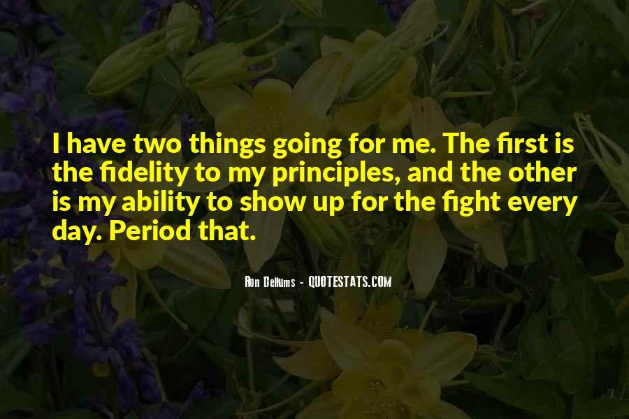 Ron Dellums Quotes #1820858