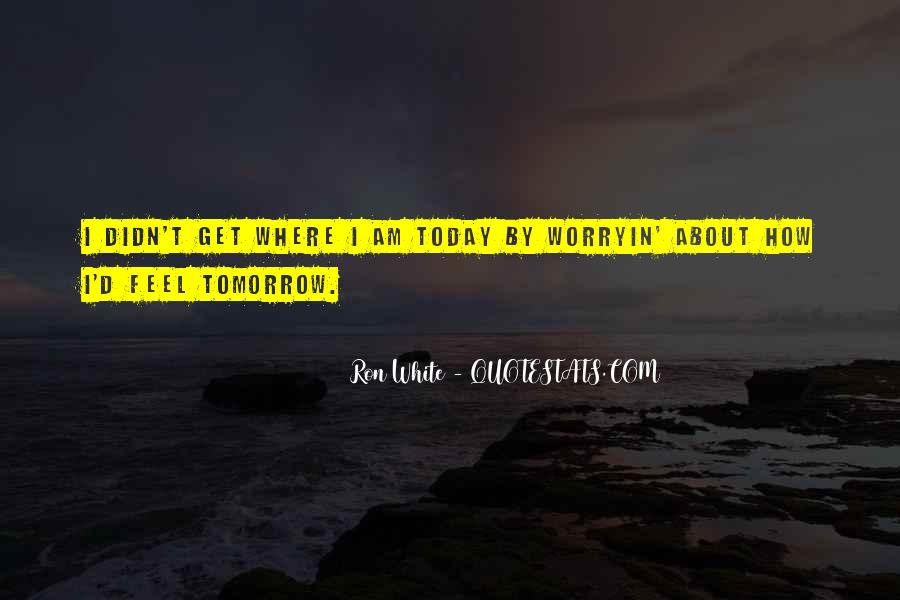 Ron White Quotes #371415