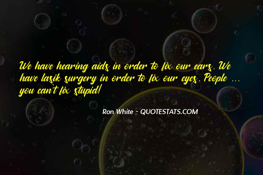 Ron White Quotes #633241