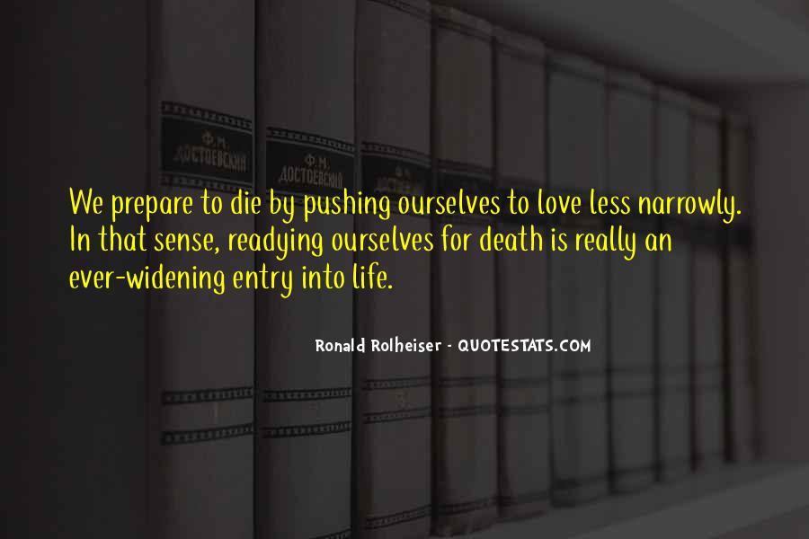 Ronald Rolheiser Quotes #1067963