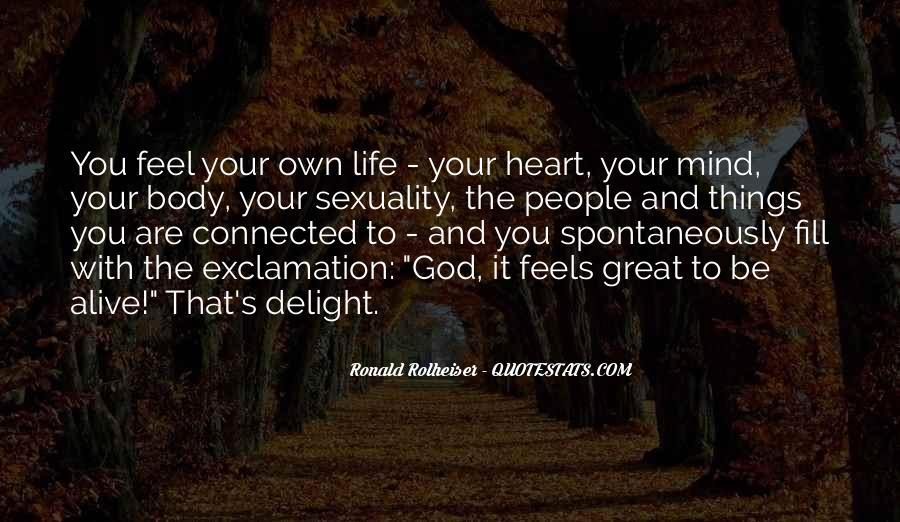 Ronald Rolheiser Quotes #1273134