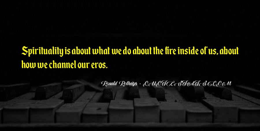 Ronald Rolheiser Quotes #1281049