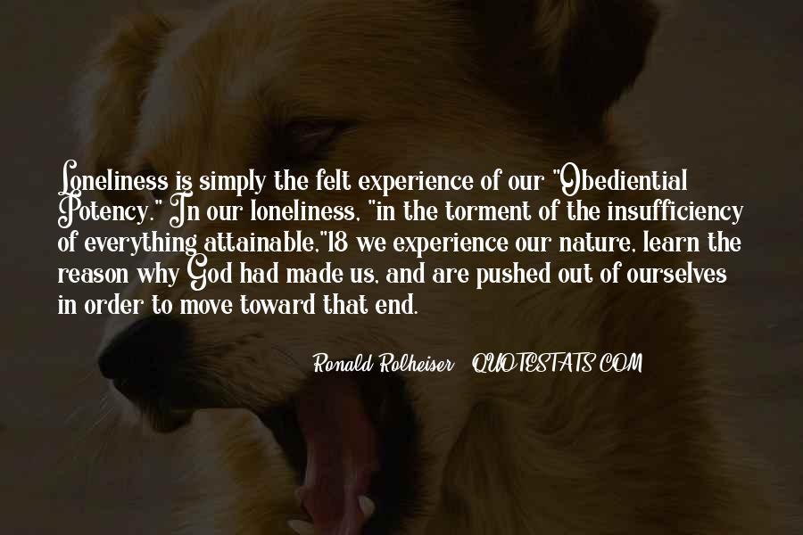 Ronald Rolheiser Quotes #1328434