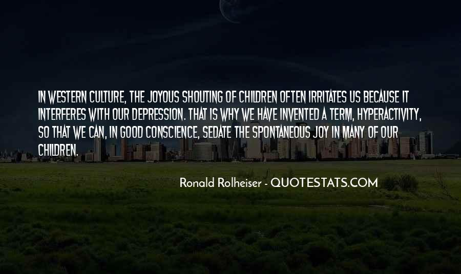 Ronald Rolheiser Quotes #1402518