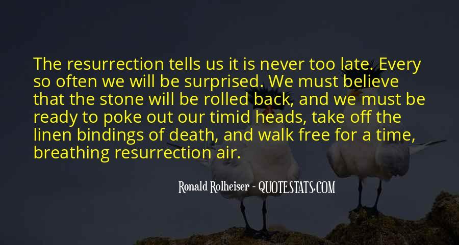 Ronald Rolheiser Quotes #1592161