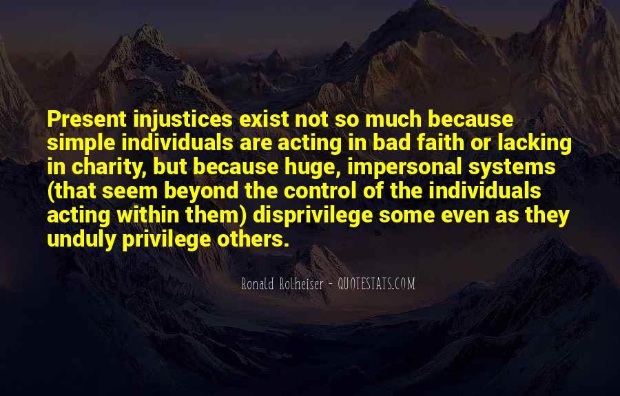 Ronald Rolheiser Quotes #1603563
