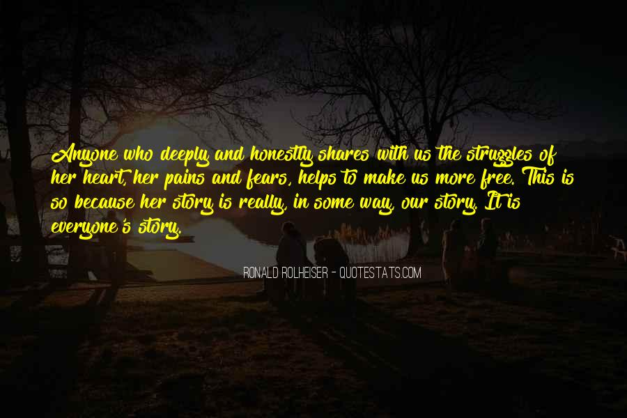 Ronald Rolheiser Quotes #1668313