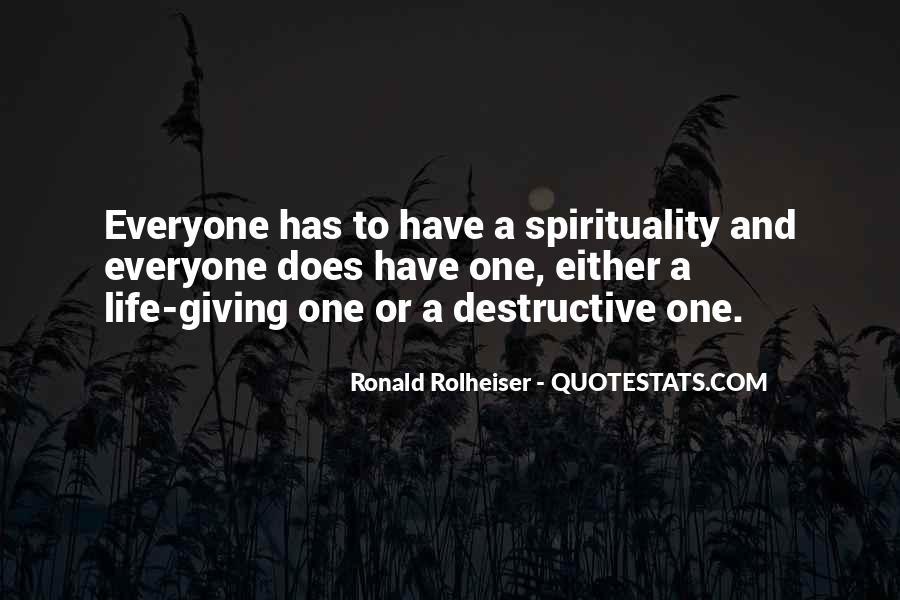 Ronald Rolheiser Quotes #1811252