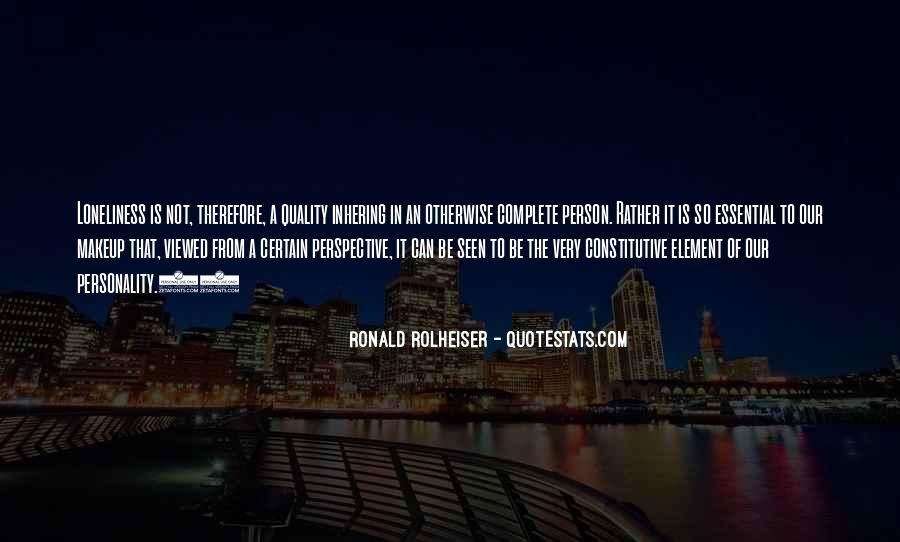 Ronald Rolheiser Quotes #357058