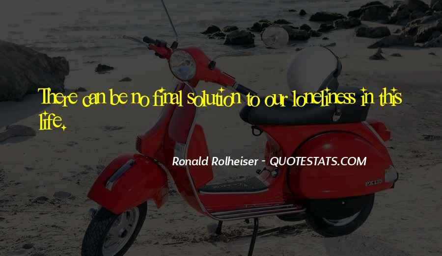 Ronald Rolheiser Quotes #380687