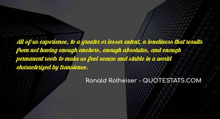Ronald Rolheiser Quotes #438191